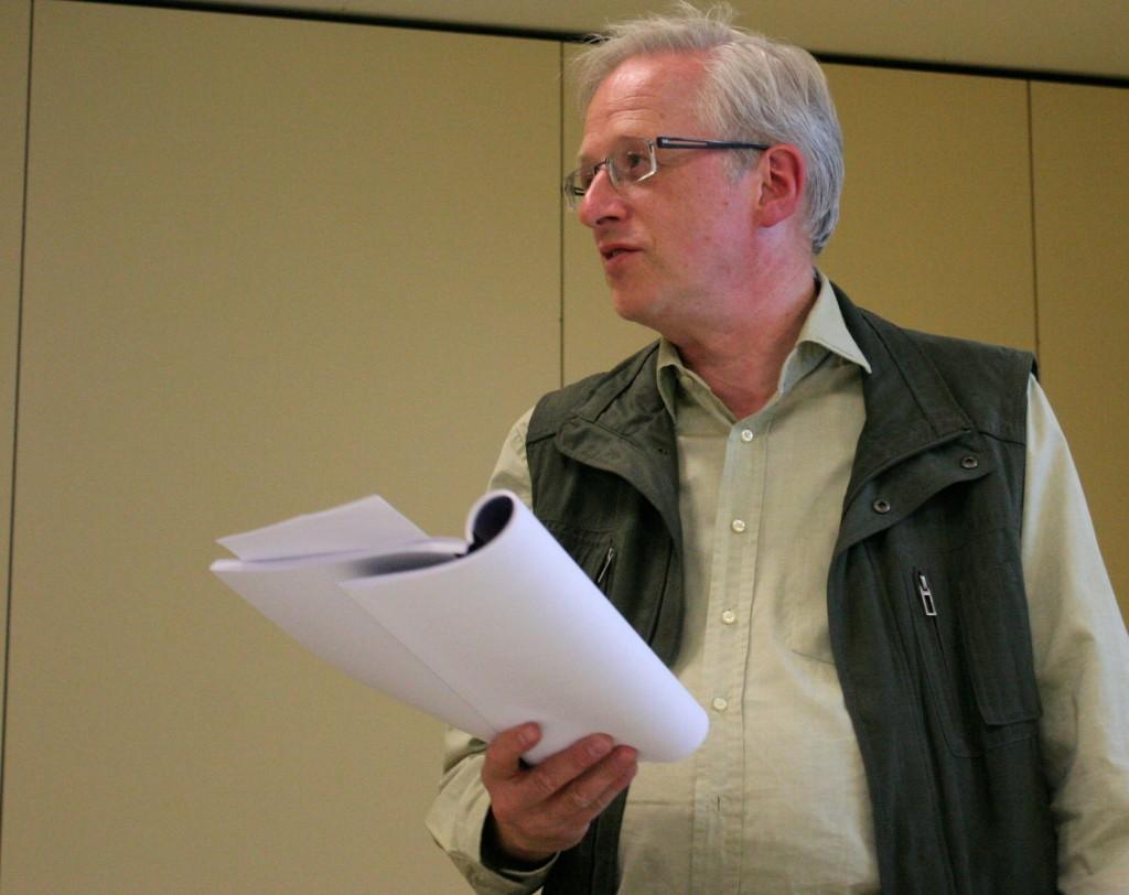 Pfarrer Dr. Peter Möser