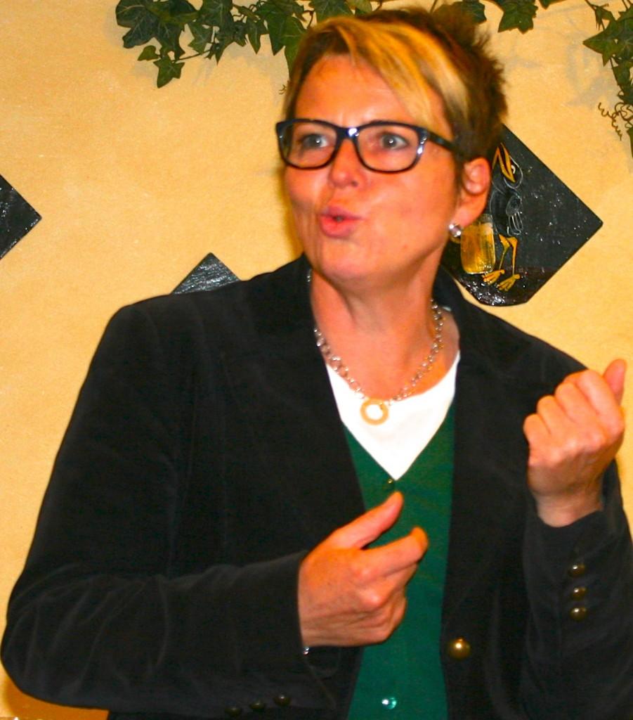 Dr. Birgit Richtberg  Vorstandsvorsitzende der Energiegenossenschaft Vogelsberg