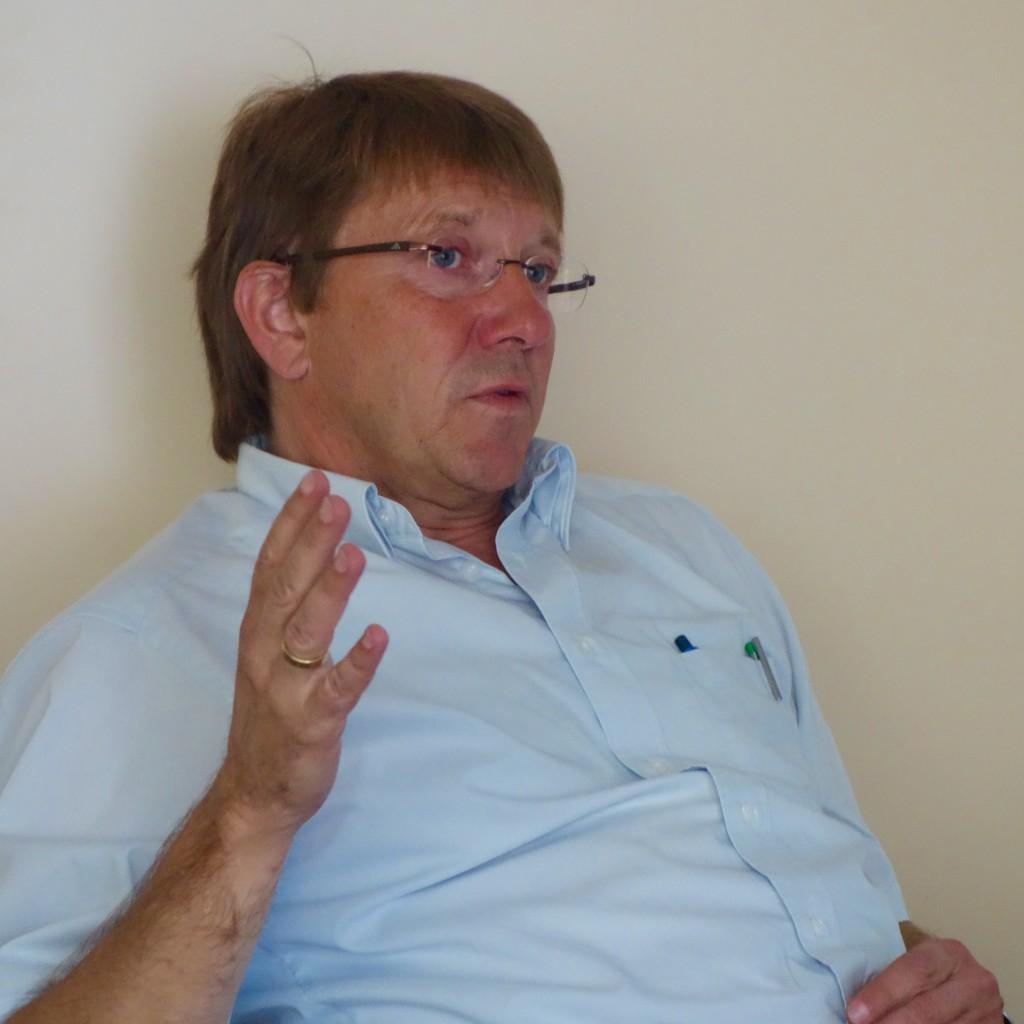 Referent Dr. Uwe Paar