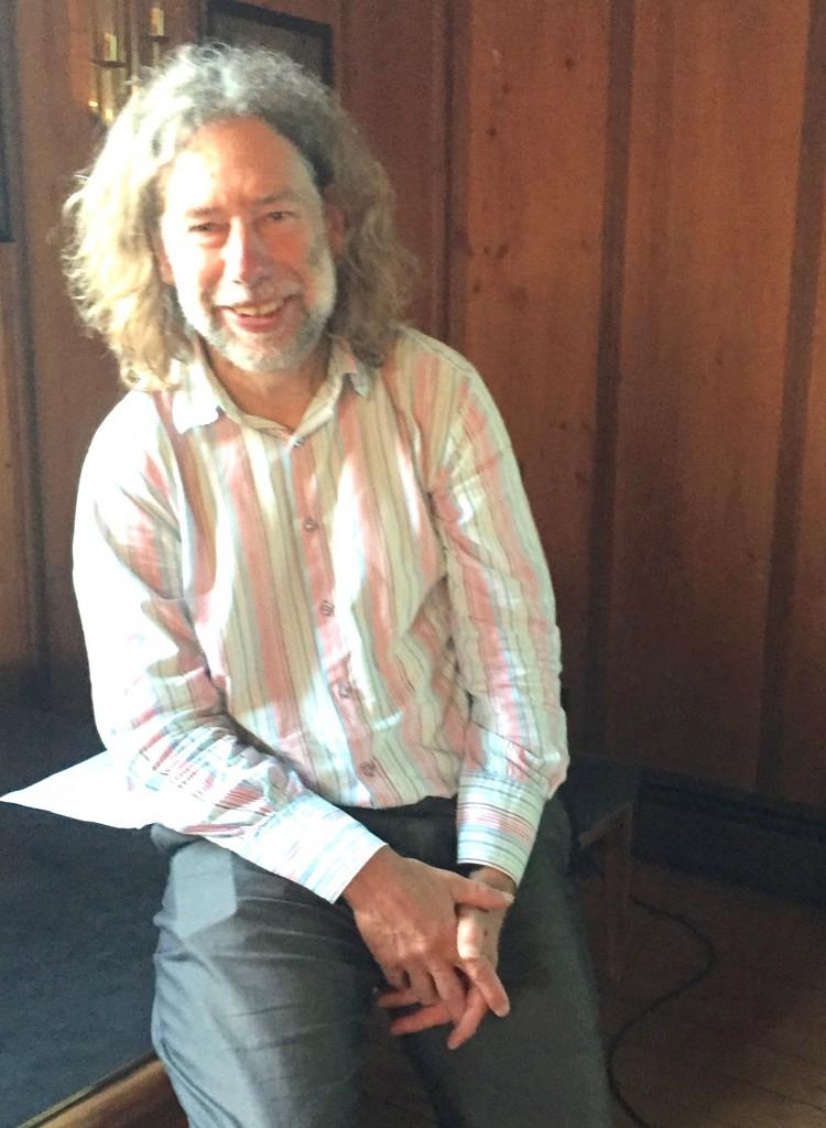 Klimaexperte Dr. Ing Jonathan Köhler vom Fraunhofer-Institut für System- und Innovationsforschung (ISI) in Karlsruhe