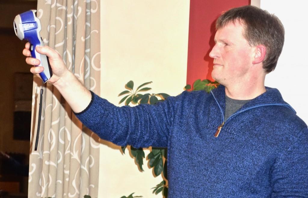 Gebäude-Energieberater Christoph Steinhäuser