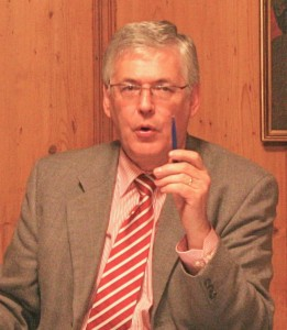 OVAG Vorstand Rolf Gnadl